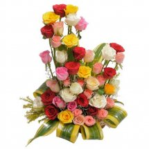 30 Mix roses Arrangement