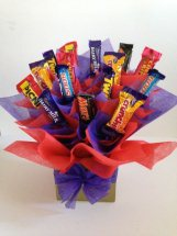 25 cadbury chocolates bouquet