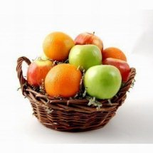 2 Kg Apples basket
